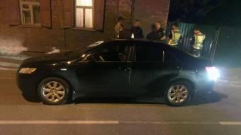 У Полтаві вночі троє хлопців каталися автомобілем і розмахували пістолетом із вікна