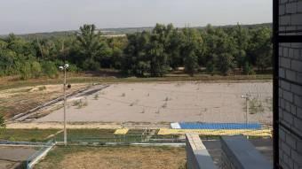 Стадіон «Діброва»: доживемо допонеділка