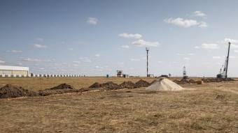 На Дніпропетровщині розпочали будівництво аеропорту