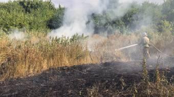 Приорілля увогні: 43пожежі завересень