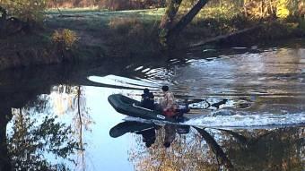 У Новосанжарському районі рятувальники знайшли зниклого рибалку