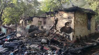 У Семенівському районі у пожежі загинув чоловік
