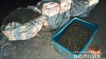 Упіймали браконьєри наловили раків на 24 тисячі гривень