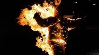 Пенсіонер під час сімейної сварки облив бензином будинок і спалив його разом із собою