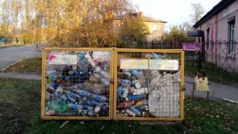 270 кубів сортованого сміття за рік