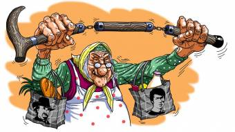 Пенсіонерка спіймала грабіжника