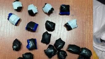 у Кременчуці поліція затримала дилера зі столиці, який поширював наркотики через закладки
