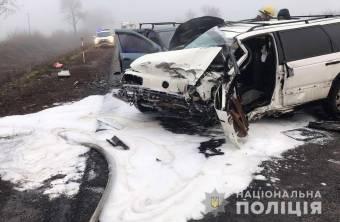 Потрійна аварія в Новосанжарському районі: один водій у лікарні (деталі)
