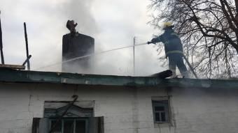 Пожежа з двома трупами