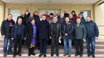 Нехворощанські і драбинівські депутати приступили дороботи
