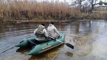 Поблизу Лохвиці із річки виловили тыло чоловіка