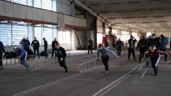 На Дніпропетровщині пройшли змагання з пожежно-прикладного спорту