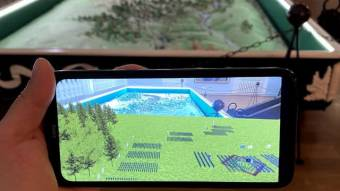 У Музеї Полтавської битви використовують технологію додаткової реальності