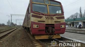 У Козельщинсьому районі під колесами потягу загинула пенсіонерка