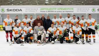 ХК «Кременчук» – переможець Новорічного турніру!