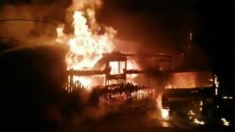 У Кременчуці на місці пожежі виявлено тіло чоловіка