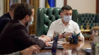 Володимир Зеленський: В Україні немає загрози свободі слова та медіа-бізнесу