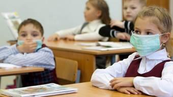Полтавські школярі навчаються дистанційно, кобеляцькі — стаціонарно