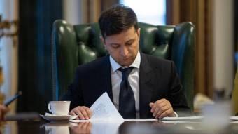 Президент України підтримав санкції щодо Віктора Медведчука та інших осіб