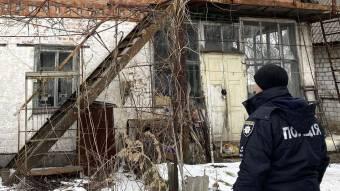 На Полтавщині поліція затримала чоловіка та жінку, які зв'язали, побили та пограбували пенсіонера