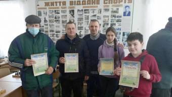 Микола Повякало перемагає в«пам'ятному» турнірі