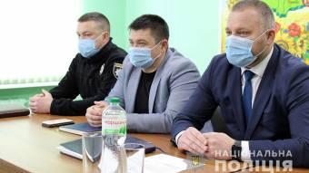 У Козельщині призначили нового начальника сектору поліції
