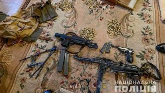 На Полтавщині викрили торговців зброєю