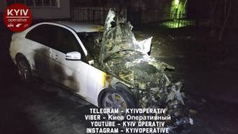 Ексдепутат Київради підпалив авто дружини і квартиру з дітьми: йому повідомили про підозру
