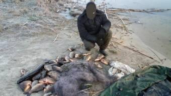 У «Нижньоворсклянському» затримали браконьєра