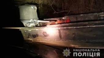 Браконьєри, тікаючи від патруля, травмували одного із поліцейських