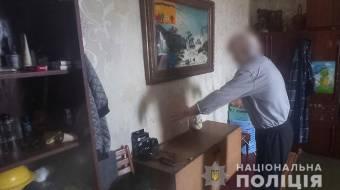 У Горішніх Плавнях невідомі зайшли у бідинок пенсіонера і відібрали у нього телевізор