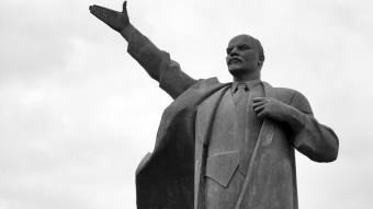 На Зіньківщині демонтували «передостанній» бюст Леніну