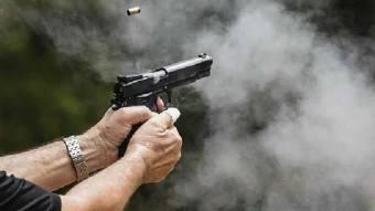 В ніч на 9 травня у Кобеляках стріляли