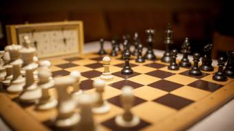 Шаховий турнір досвята