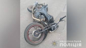У Кременчуцькому та Полтавському районах у ДТП постраждали мотоциклісти