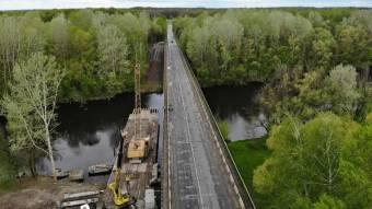 На Полтавщині капітально відремонтують 200-метровий міст через річку Псел