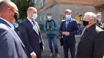 Новосанжарський ліцей включать до програми «Великого будівництва»