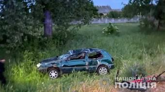 Поліція Полтавщини повідомила про підозру чоловікові, який допустив неповнолітнього до керування автомобілем