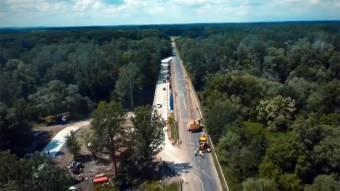 Відкрили об'їзд на період ремонту мосту через Псел на Шишаччині