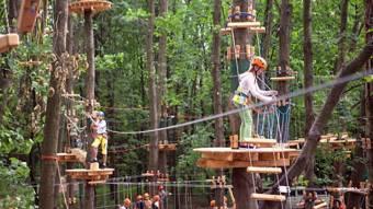 На Полтавщині запрацює 29 активних парків