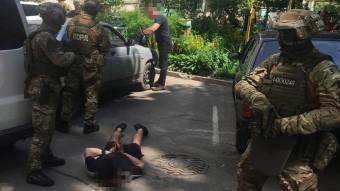 У Полтаві поліцейські затримали злочинне угруповання - офіційно