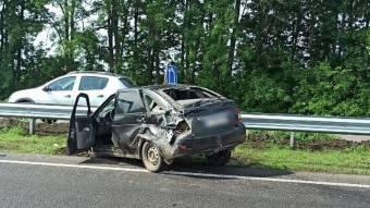 У Лубенському районі у ДТП постраждали двоє людей