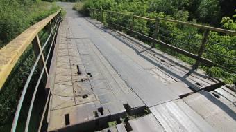 Заміна «ведмедівського» мосту. Місія здійсненна?