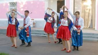 Святковий захід для жителів Шедієвого