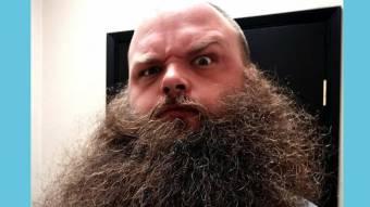 Чоловік ховав наркотики в бороді