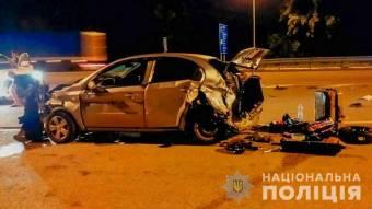 На Полтавщині в ДТП постраждала дитина
