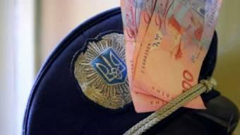 Кобеляцького поліцейського підозрюють у хабарництві