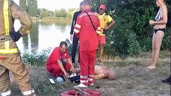 У Полтаві потонув чоловік