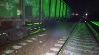 Смерть на залізничній колії - деталі