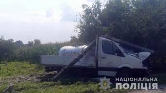 У Оржицькому районі в ДТП загинув пішохід